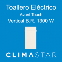 toallero-electrico-climastar-avant-touch-vertical-b-r-1300w