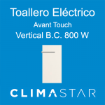 toallero-electrico-climastar-avant-touch-vertical-b-c-800w